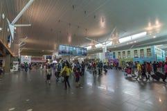 Station d'aéroport Photographie stock