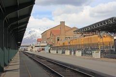 Station d'Ogden Railway Photographie stock