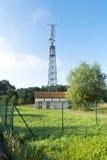 Station de base de LTE Photographie stock