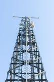 Station de base de LTE Photographie stock libre de droits