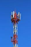 station de base de site des cellules 4G Images libres de droits