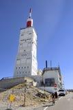 Station de bâti Ventoux Images libres de droits