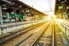 Station de Hase Kanagawa, Japon Image libre de droits
