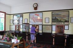 Station de Kidderminster, Severn Valley Railway Photos stock