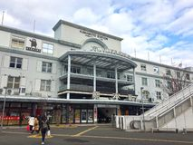 Station de Kumamoto, Kumamoto, Kyushu, Japon photos stock