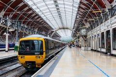 Station de Londres Paddington à Londres, R-U Image stock