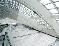Station de métro d'aéroport de Beijin Images libres de droits