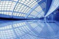 Station de métro d'aéroport de Beijin Photos stock