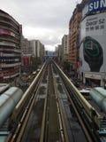 Station de MTR Images stock