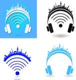 Station de radio Photos libres de droits