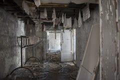 Station de radio de Chernobyl Images stock