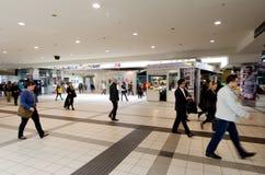Station de rue de Flinders - Melbourne Image libre de droits