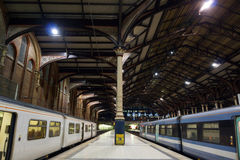 Station de rue de Liverpool Photo stock