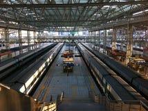 Station de Séoul Photos libres de droits