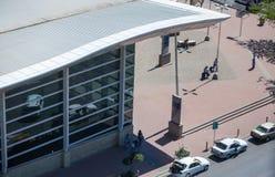 Station de Sandton Gautrain Image stock