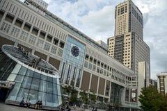 Station de Sapporo, Hokkaido, Japon photo stock