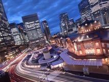 Station de Tokyo Images stock
