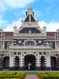 Station de train de Dunedin photos libres de droits