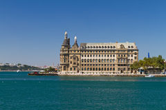 Station de train de Haydarpasa Images stock