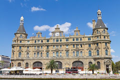 Station de train de Haydarpasa Photos libres de droits