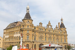 Station de train de Haydarpasa Photographie stock