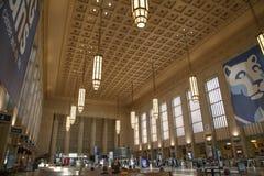 Station de train de Philadelphie Photo stock