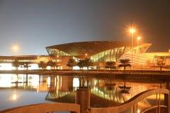 Station de train, Dubaï images libres de droits