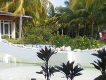 Station de vacances au Cuba au printemps Ressource cubaine photographie stock libre de droits