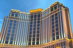 Station de vacances d'hôtel et de casino de Palazzo à Las Vegas Image libre de droits