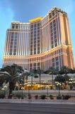 Station de vacances d'hôtel et de casino de Palazzo à Las Vegas Image stock