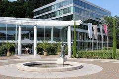 Station de vacances de Baden-Baden, Allemagne Images libres de droits
