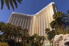 Station de vacances de baie de Mandalay à Las Vegas, nanovolt le 19 avril 2013 Image libre de droits