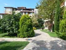 Station de vacances de la Bulgarie Photos libres de droits