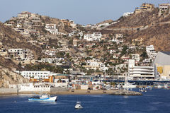 Station de vacances de la Riviera de Mexicain Photos libres de droits