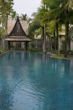 Station de vacances de la Thaïlande. Photographie stock