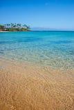 Station de vacances de Lahaina de baie de Napili Photos stock
