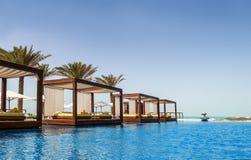 Station de vacances de luxe d'endroit Photos stock