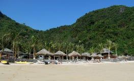 Station de vacances de pavillon au Vietnam Photographie stock libre de droits