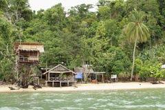 Station de vacances de plongée - centre de plongée Photographie stock libre de droits