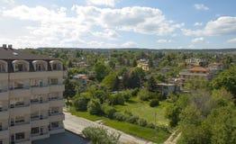 Station de vacances de saints Constantine et de Helena, Bulgarie Images stock