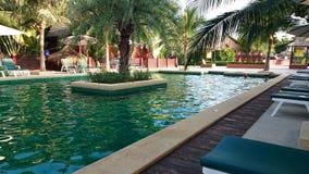 Station de vacances 5 de villa Images libres de droits
