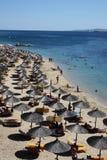Station de vacances en Grèce Photo stock