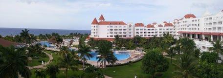 Station de vacances Jamaïque Photos stock