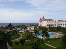 Station de vacances Jamaïque Photo libre de droits