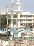 Station de vacances de la Floride Image libre de droits