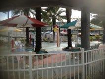Station de vacances de la Floride Photo libre de droits