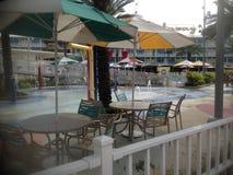 Station de vacances de la Floride Image stock