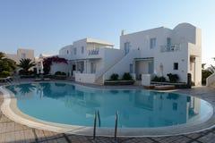 Station de vacances privée pour le voyage de luxe Photos libres de droits