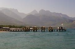 Station de vacances turque Photo stock