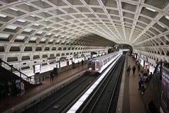 Station de Washington Metro Images libres de droits